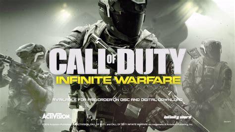 call  duty infinite warfare multiplayer revealed