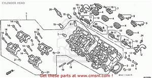 Honda Cbr400rr Parts List