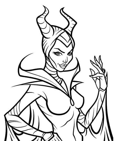 maleficent angelina jolie maleficent coloring pages