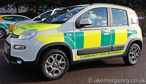Fiat Laon : bk63 ubu a fiat panda twinair 4 4 that is on loan to fast aid first responders this uk ~ Gottalentnigeria.com Avis de Voitures
