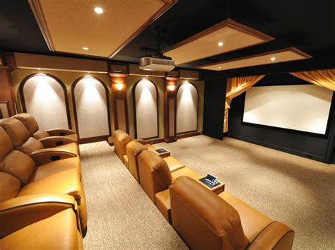 Dreamy High End Home Theaters Diy