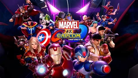 Marvel vs. Capcom: Infinite Free Download (CPY) « IGGGAMES
