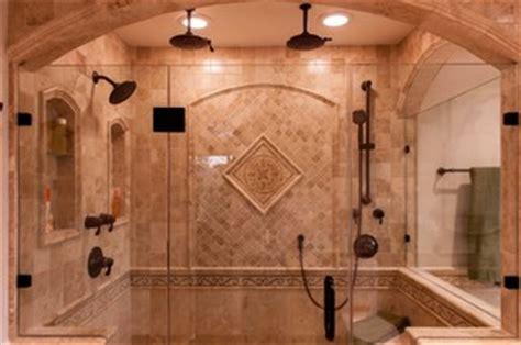 roman style bath adds splendor  reston townhome