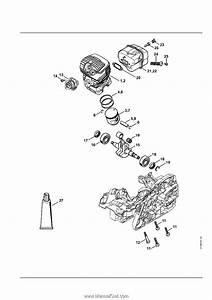 30 Stihl Ms 291 Parts Diagram