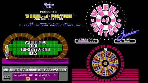 wheel  fortune junior edition details launchbox games