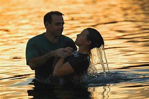 The Purpose Of Baptism In The Christian Life