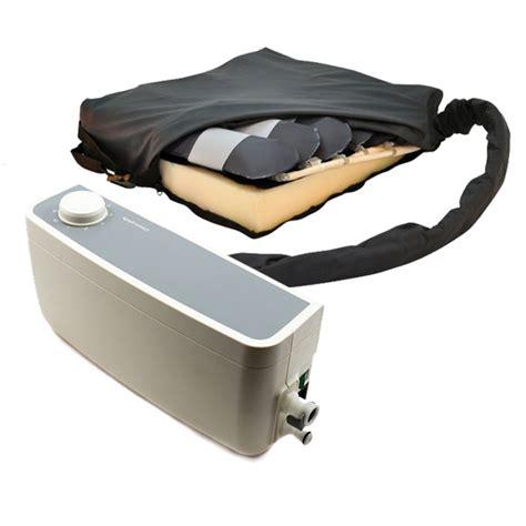 bos stratus alternating air pressure relief cushion system