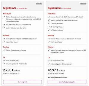 Vodafone Festnetz Rechnung : vodafone gigakombi 10 kombivorteil f r vodafone red mit festnetz tarif ~ Themetempest.com Abrechnung