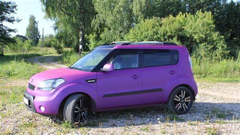 KIA Soul Purple Mystique (?????) ? owner review ? DRIVE2
