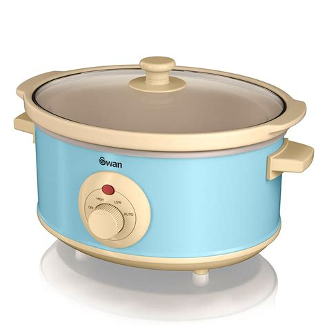 slow cooker retro swan litre cookers institute