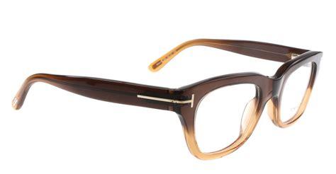 tom ford glasses new tom ford eyeglasses tf 5178 brown 50 tf5178 50mm ebay