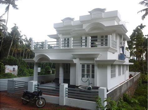 5 Cent Home Designs : 1,500 Sq Ft, 3 Bedroom House In 6.25 Cent