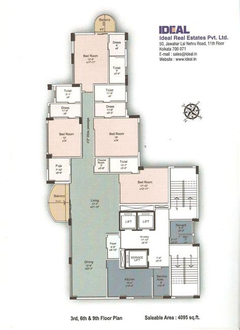 a floor plan floor plans ideal legacy iron side road opposite birla