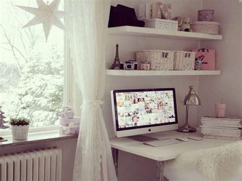 White vintage desks, tumblr room desk tumblr desk ideas