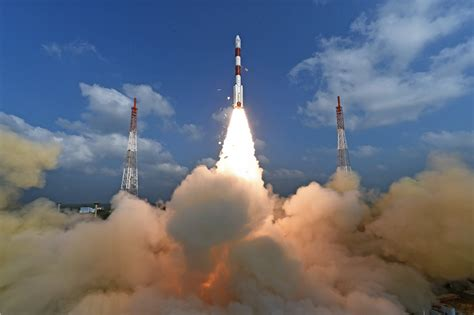 india launches 104 satellites from a single rocket ring up a space race the new york times