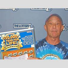 Falmouth Man Wins Ma Lottery Instant Ticket Grand Prize