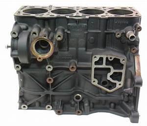 Bare Cylinder Block 05-07 Vw Jetta Mk5 Diesel