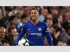 Real Madrid transfer news Chelsea's Eden Hazard rules out