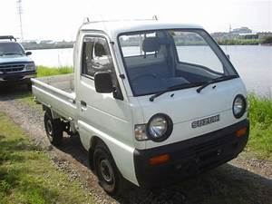 Suzuki Carry Truck 4wd  1992  Used For Sale