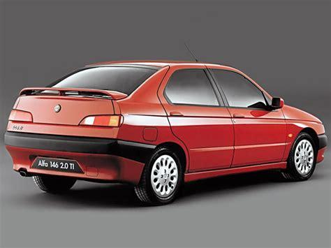 Alfa Romeo 146 Ti [worldwide] (930b) '03.1996–03.1999