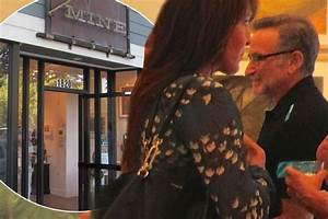 Final pictures of gaunt Robin Williams on romantic date ...