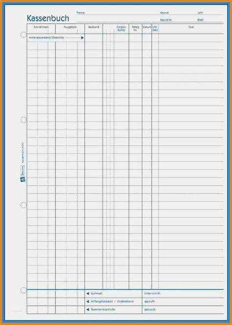 kassenbuch vorlage zum ausdrucken real mofscotland