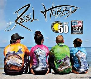 Reel Hobby Fishing Shirts | Coastal Angler & The Angler ...