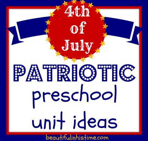 patriotic preschool unit ideas and resources for the 4th 913   patriotic preschool unit ideas