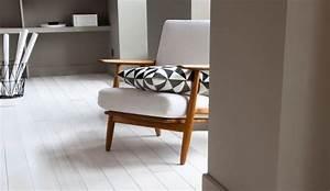 Quelle Couleur De Mur Avec Des Meubles En Chene : mur blanc ou en couleur comment r veiller votre ~ Nature-et-papiers.com Idées de Décoration