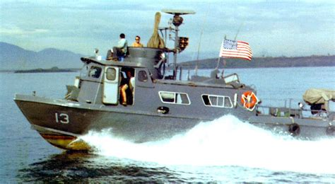 Swift Boat Interior by Coastal Squadron One Swift Boat Crew Directory