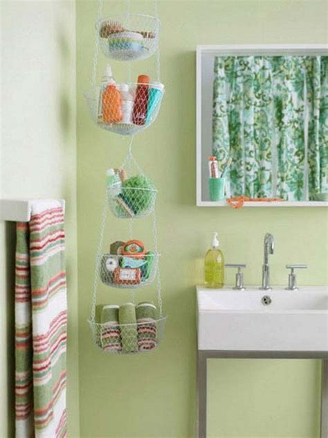 bathroom decorating ideas diy 30 brilliant diy bathroom storage ideas amazing diy
