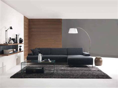 Living Room Minimalist by Black Minimalist Sofa Designs For Living Room With