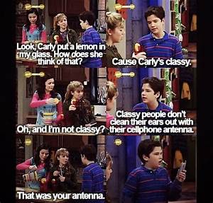 Lol Sam's constant lack of respect for Freddie. | iCarly ...