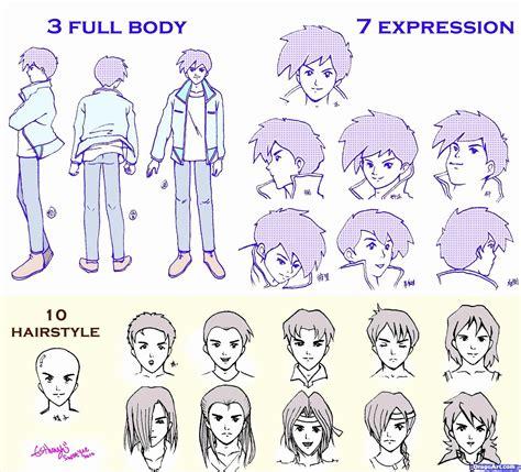 boy hairstyle drawing  getdrawingscom