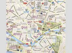 Mappa Siviglia Cartina di Siviglia