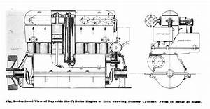Six Cylinder Engine Diagram