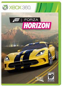 Forza Horizon Revealed With Srt Viper On Cover  U00bb Autoguide