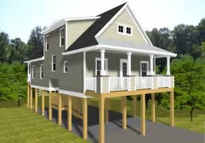 harmonious house on stilts designs stilt house plan modern house