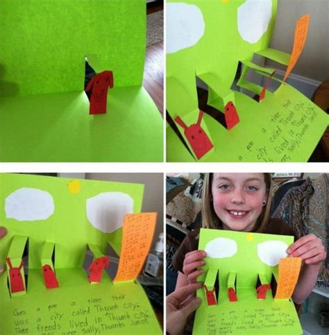 easy paper crafts  kids