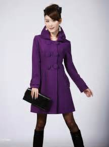womens cat link c autumn and winter wool overcoat and topcoat for