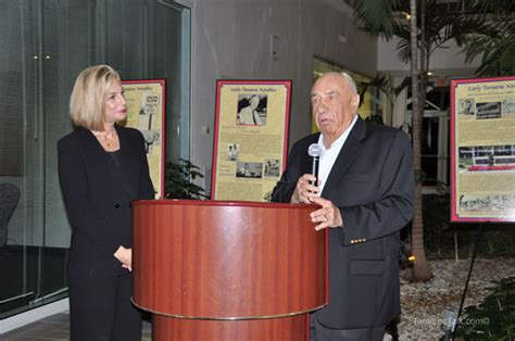 ken behring philanthropist founder tamarac honored woodlands
