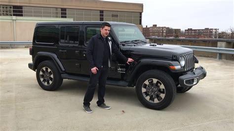 jeep wrangler sahara complete review  casey
