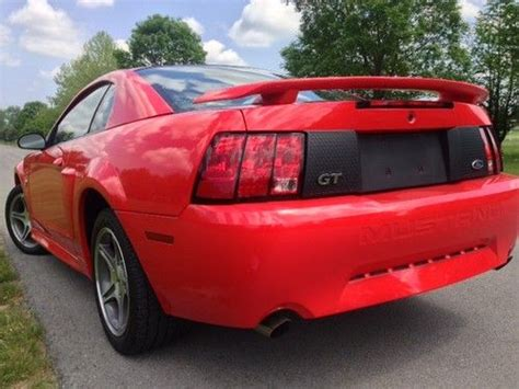 purchase   mustang gt  anniversary ed