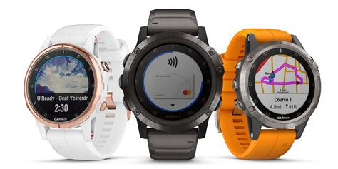 Garmin just unveiled a new series of $700 smartwatches for