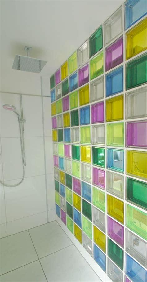 Alte Glasbausteine Verschönern by Glasbausteine Duschwand Ug Badezimmer Wohnhaus Am