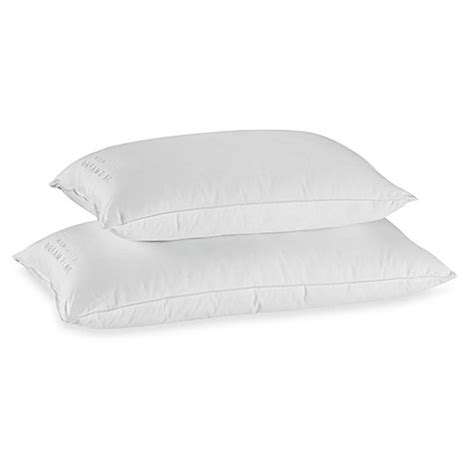 wamsutta comfort medium support bed pillow collect this idea tempur side to back image of therapedic classic contour bed pillow