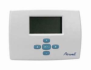 Thermostat D Ambiance Filaire : commandes et gestions de chauffage comparez les prix ~ Melissatoandfro.com Idées de Décoration