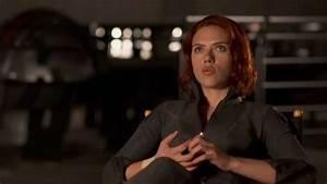 Scarlett Johansson Talks QuotBlack Widowquot In 39The Avengers