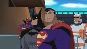 Joining Forces | Justice League Unlimited - YouTube