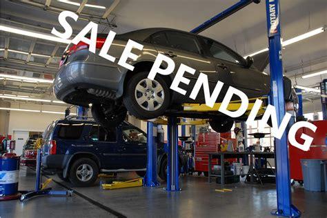 automotive diagnostic repair shop  sale  calgary